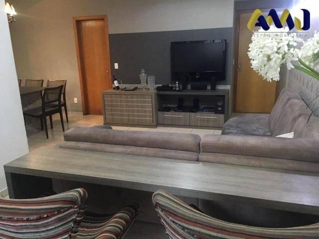 Apartamento à venda, 113 m² por r$ 410.000,00 - setor bueno - goiânia/go - Foto 4