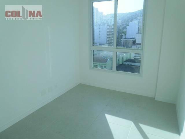 Apartamento com 3 dormitórios à venda, 110 m² por R$ 900.000 - Jardim Icaraí - Niterói/RJ - Foto 9