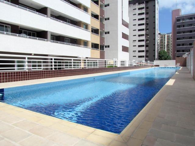 Apartamento à venda, 4 quartos, 2 vagas, aldeota - fortaleza/ce - Foto 4