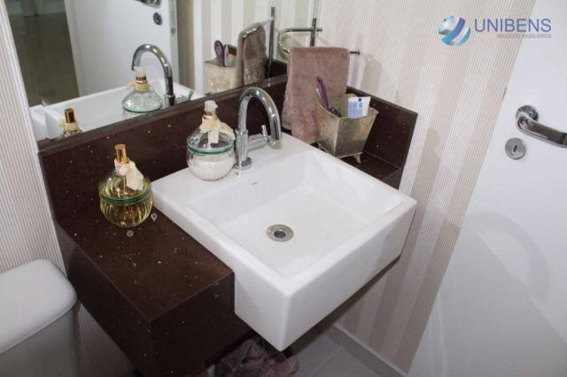 Apartamento mobiliado à venda no marine home resort - cachoeira do bom jesus, florianópoli - Foto 20