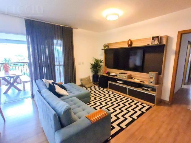 Maravilhoso apartamento no vila ema em sjc 4 dormitórios (3 suítes) 176 m² mega decorado 3 - Foto 10