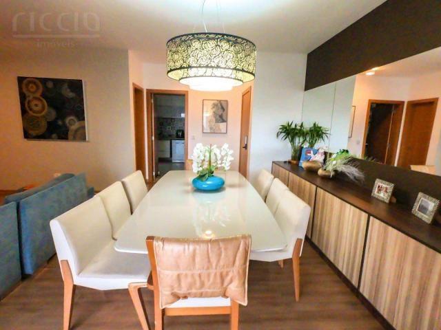 Maravilhoso apartamento no vila ema em sjc 4 dormitórios (3 suítes) 176 m² mega decorado 3 - Foto 8