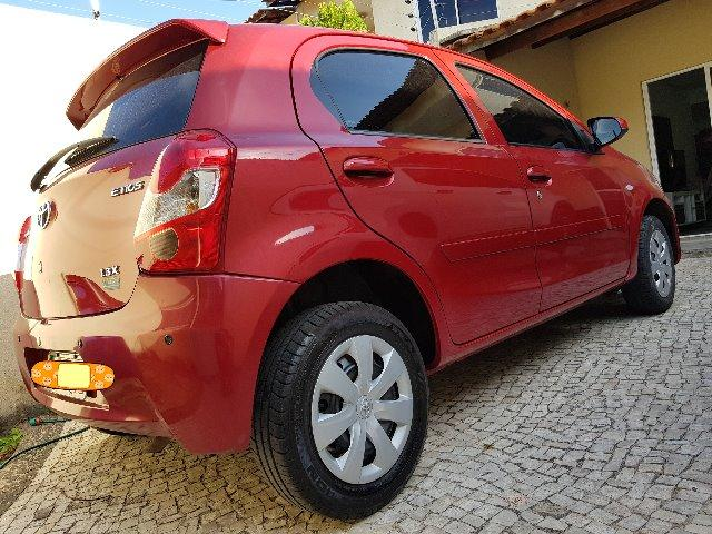 Toyota Etios 1.3 X hatch 2014 particular Novo - Foto 9