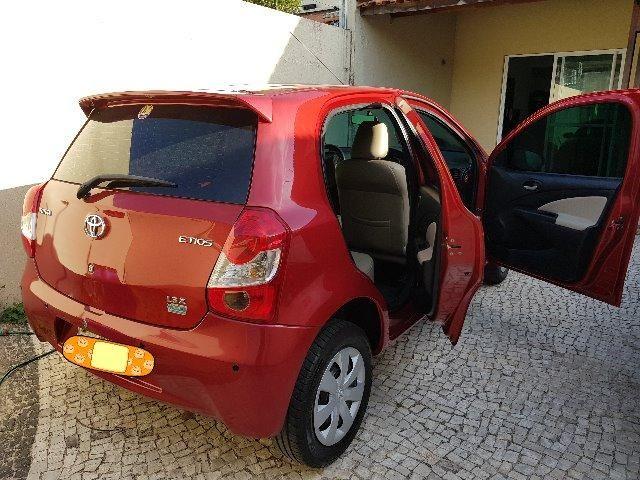 Toyota Etios 1.3 X hatch 2014 particular Novo - Foto 10