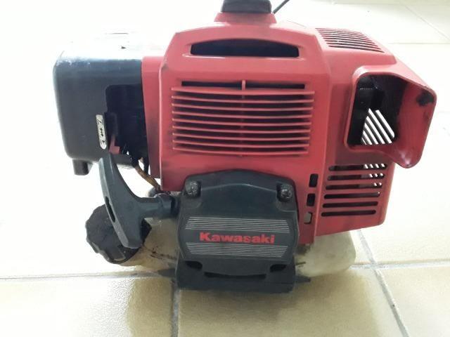 Roçadeira a gasolina 700,00 - Foto 5