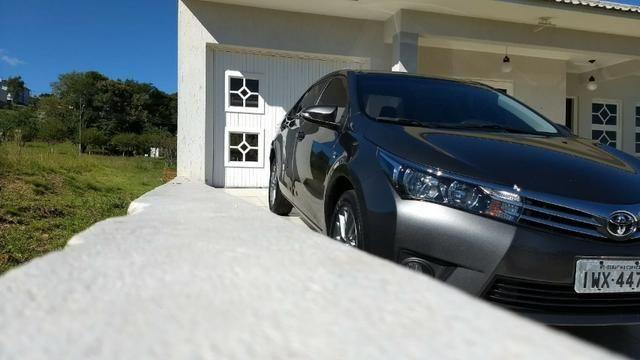 Corolla 2016 xei automático - Foto 7