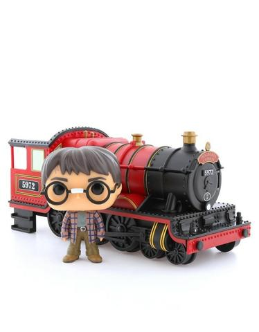 Boneco Funko Pop Harry Potter 20 Hogwarts Express c/ Harry Potter - Foto 2
