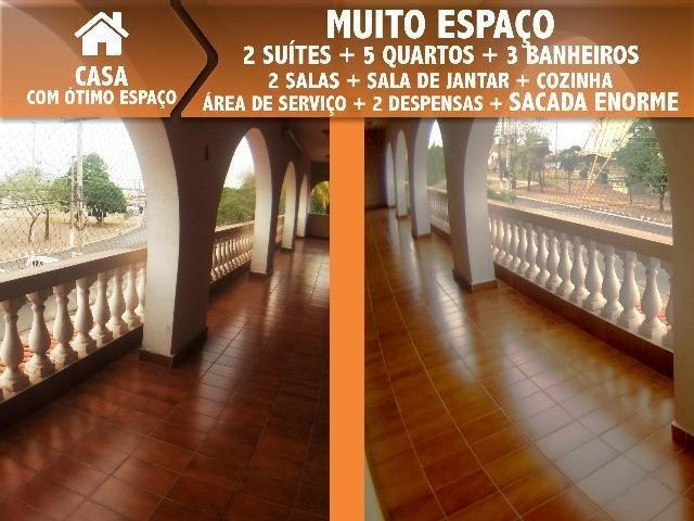 Ponto Comercial em Cuiabá Casa com Salas Comerciais - Sobrado - Foto 6