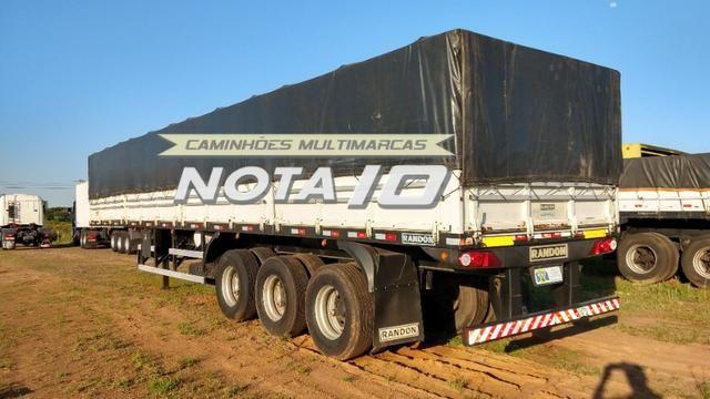 Carreta Semi-reboque Graneleiro Randon 2013 Sem ou Com Pneus Para LS Cavalo Trucado 6X2 - Foto 4