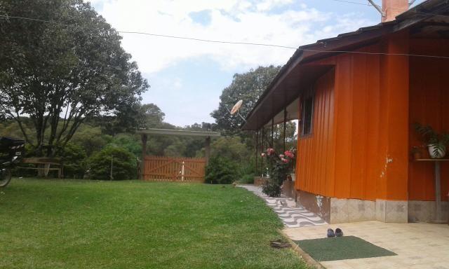 Vendo ou troco Chacara na Lapa por casa de menor valor em Curitiba ou Colombo - Foto 5