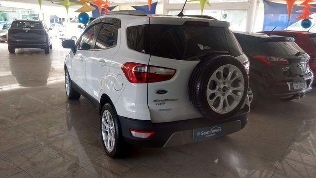 Ford Ecosport Titanium 2.0 AT - Foto 4