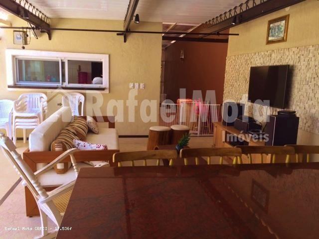 Casa para venda em eusébio, guaribas, 3 dormitórios, 3 suítes, 4 banheiros, 4 vagas - Foto 13