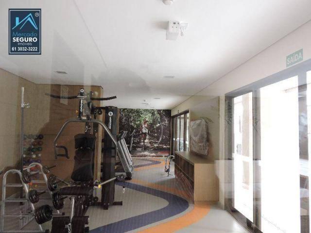 Apartamento à venda, 37 m² por R$ 230.000,00 - Sul - Águas Claras/DF - Foto 10