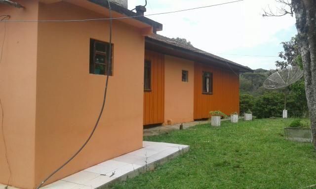 Vendo ou troco Chacara na Lapa por casa de menor valor em Curitiba ou Colombo - Foto 3