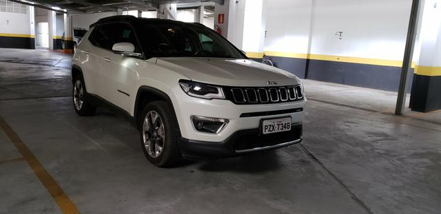 Jeep Compass Limited Flex 2.0