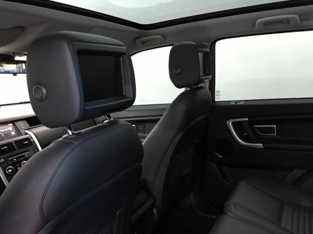 LAND ROVER DISCOVERY SPORT 2015/2015 2.0 16V SI4 TURBO GASOLINA HSE LUXURY 4P AUTOMÁTICO - Foto 12