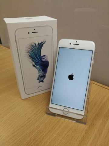 Iphone 6S 64gb Silver Usado. R$1.099