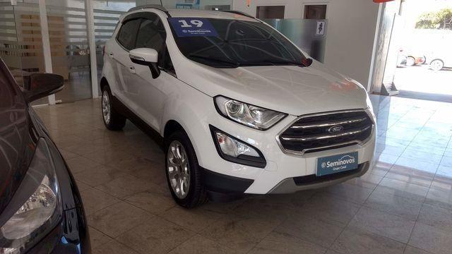 Ford Ecosport Titanium 2.0 AT - Foto 5