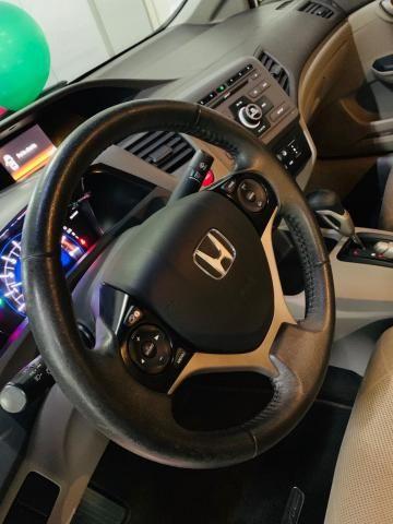 HONDA CIVIC 2012/2013 1.8 LXS 16V FLEX 4P AUTOMÁTICO - Foto 11