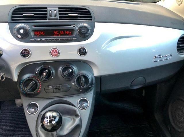 Fiat 500 1.4 Cult Manual - 2012 - Foto 8