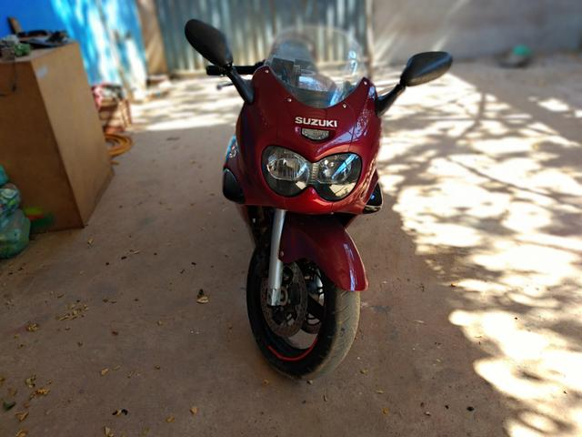 Suzuki gsxf 750 - Foto 8
