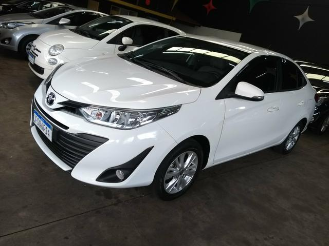 Toyota yaris sedan xl ano 2019 automatico