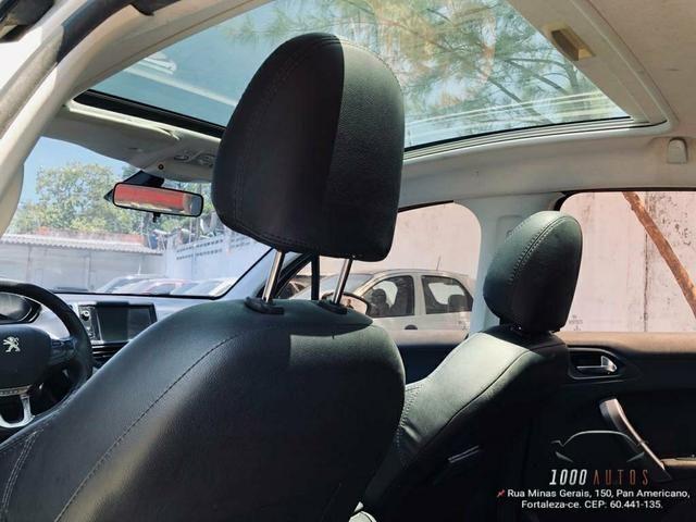 Peugeot 208 GRIFFE 2014 estado de zero!!!!! - Foto 4