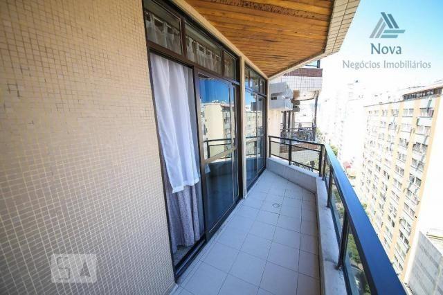 Apartamento com 1 dormitório para alugar, 60 m² por R$ 2.100/mês - Icaraí - Niterói/RJ - Foto 19