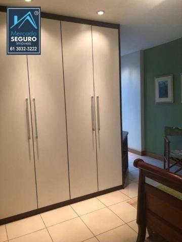 Cobertura para alugar, 370 m² por R$ 15.000,00/mês - Asa Sul - Brasília/DF - Foto 16