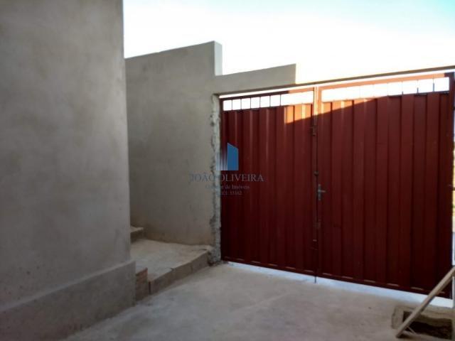 Casa Geminada - Real de Queluz Conselheiro Lafaiete - JOA134 - Foto 2