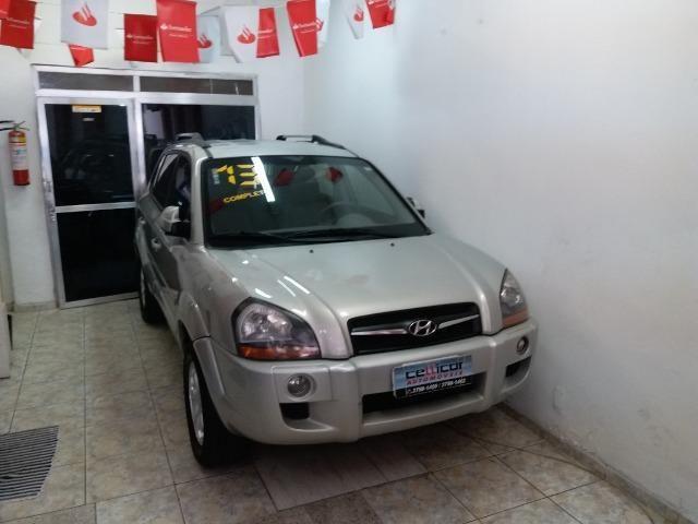 Hyundai Tucson raridade aceito carro ou moto maior ou menor valor e financio - Foto 8