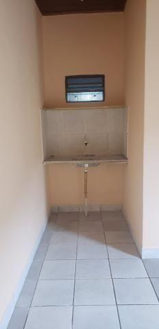 Apartamento em alvenaria na Vila Ivonete