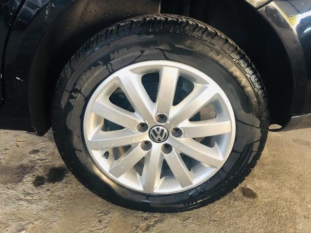 Polo 2009 1.6 confortline completo revisado com garantia pneus novos - Foto 5