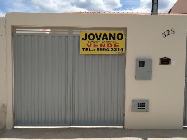 (R$150.000) MCMV - Minha Casa Minha Vida - Casa Nova no Bairro Tiradentes /Caravelas