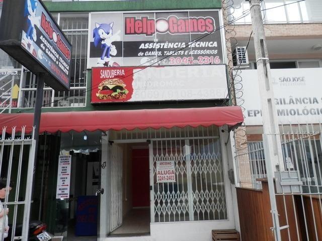 Rua Altamiro Di Bernardi, n.º 67, Loja 01, Campinas, São José/SC