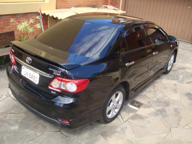 Corolla XRS Preto