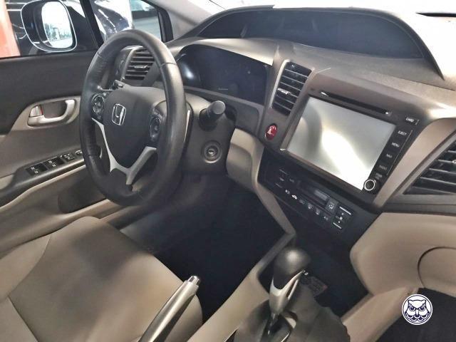 Honda Civic 2015 Sedan LXR 2.0 Flexone 16V Aut - Leia o Anuncio!!! - Foto 11