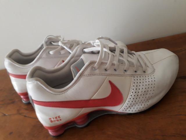 8f7529ce9ba34 Tênis Nike Skocs couro - Roupas e calçados - Paulicéia