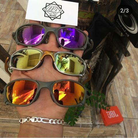 7a139f520f8e0 Oculos Oakley juliet penny double x romeu - Bijouterias