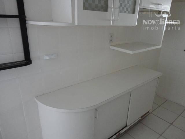 Apartamento com 2 dormitórios à venda, 70 m² por R$ 220.000 - Jardim Camburi - Vitória/ES - Foto 12