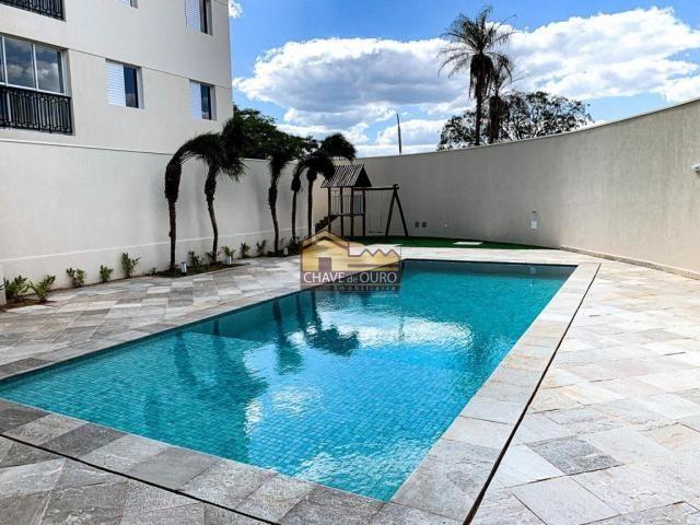 Apartamento à venda, 2 quartos, 1 vaga, Jardim do Lago - Uberaba/MG - Foto 14