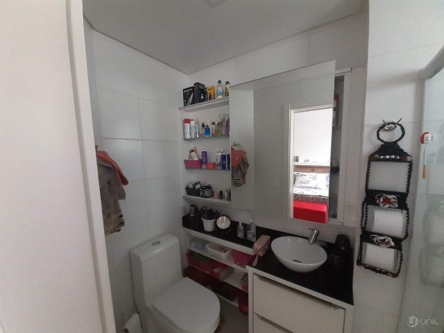 (CÓD: 2150) Apartamento 2 dormitórios - Balneário / Fpolis - Foto 12