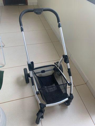Carrinho Infanti com bebê conforto  - Foto 6