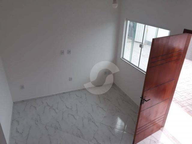 Casa com 2 dormitórios à venda, 75 m² por R$ 185.000,00 - Itaipuaçu - Maricá/RJ - Foto 10