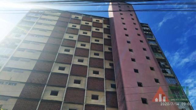 Apartamento com 1 dormitório para alugar, 32 m² por R$ 550,00/mês - Boa Vista - Recife/PE - Foto 14
