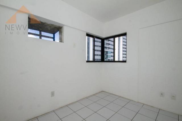 Apartamento com 3 quartos para alugar, 98 m² por R$ 3.330/mês - Boa Viagem - Recife/PE - Foto 9