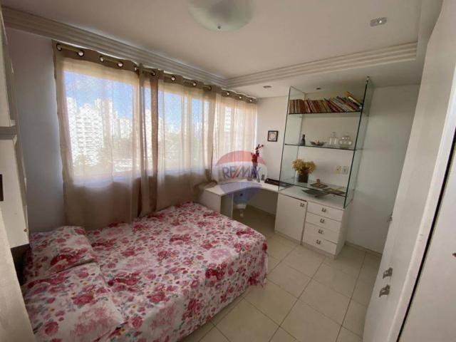 Excelente Apartamento com 4 Quartos e 3 Vagas em Casa Forte para Venda ou Locação - Foto 12