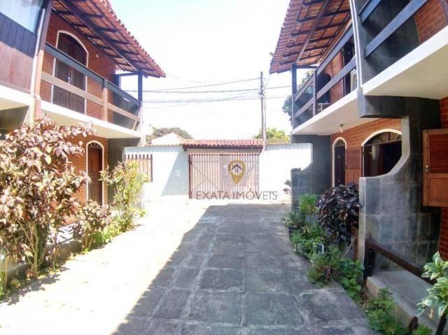 Casa duplex em condomínio, Centro, Rio das Ostras! - Foto 16