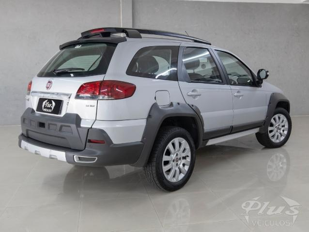 Fiat Palio Weekend ADVENTURE 4P - Foto 7
