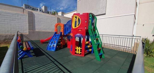 Apartamento com 2 dormitórios para alugar, 47 m² por R$ 600,00/mês - Jardim Morumbi - Lond - Foto 9
